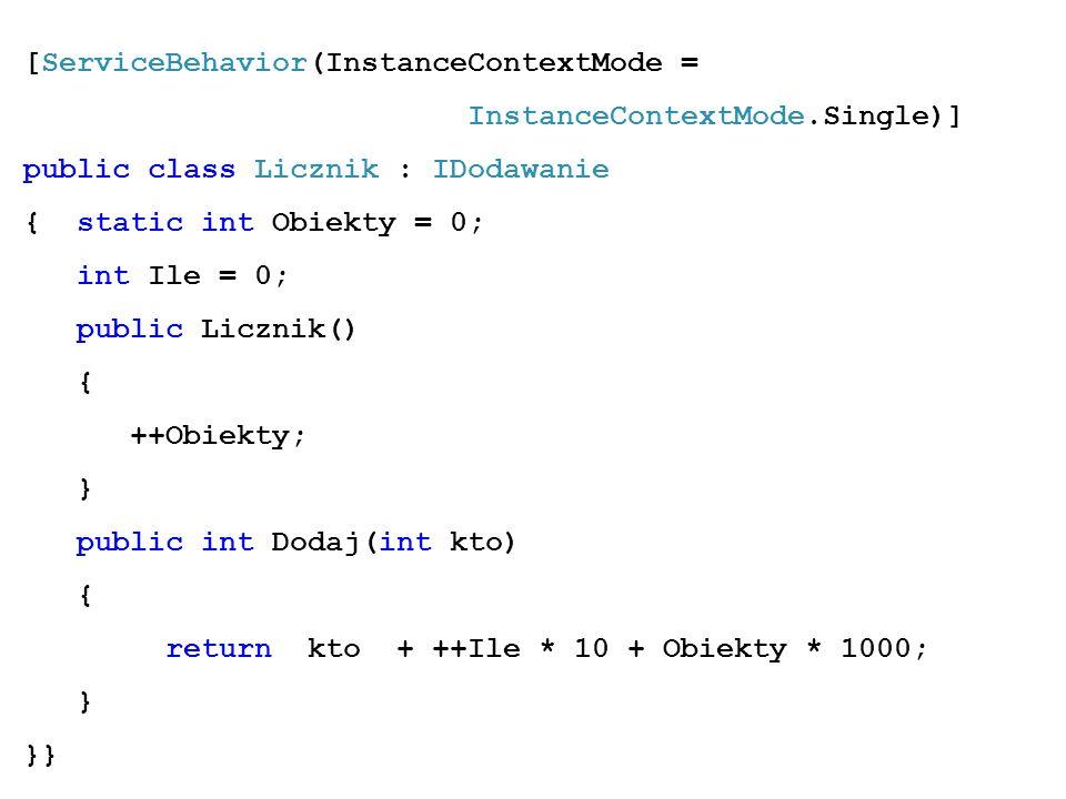 [ServiceBehavior(InstanceContextMode =